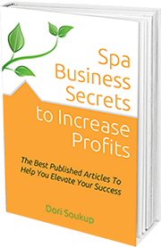 Side view of Free Book Cover: Secrets to Increase Profits - The Best Published Articles to Help You Elevate Your Success