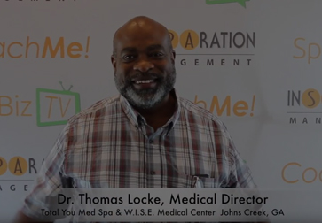 Image of Dr. Thomas Locke of Johns Creek, GA - Medical Director of Total You Med Spa & W.I.S.E. Medical Center