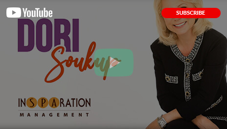 Video Thumbnail for Home Page of Dori Soukup of InSPAration Management