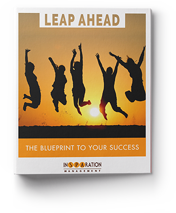 Book Cover for Leap Ahead: The Blueprint to Your Success