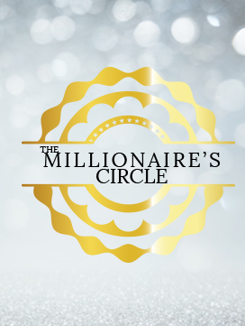 Contact, Book image depicting the Millionaire's Circle