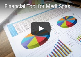 Video Thumbnail depicting a Financial Tool for Medi Spas